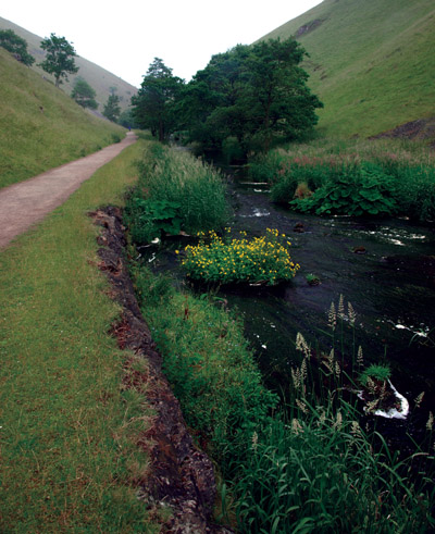 River Dove in Wolfscote Dale